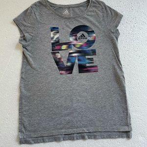 Adidas T-shirt size L, (14),60%cotton,40%poliester